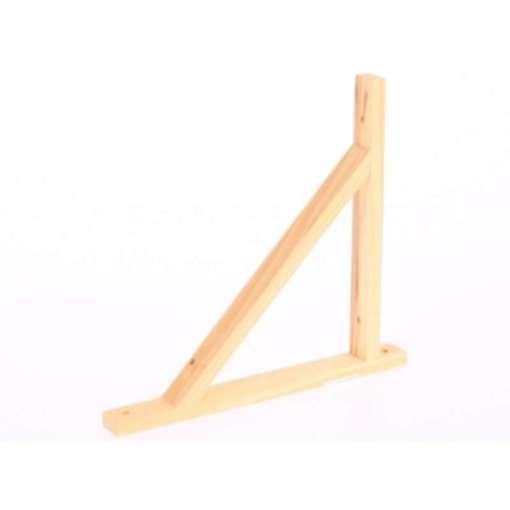 Hyllykannatin puinen 29 cm