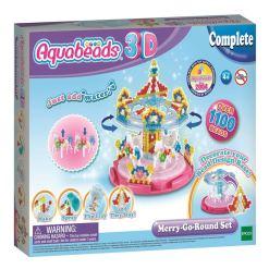Aquabeads 3D karusellisetti
