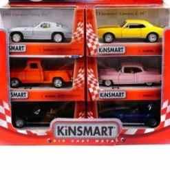Auto 12 cm Kinsmart erilaisia