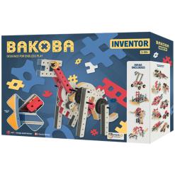 Bakoba Inventor rakennussarja 65 osaa