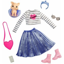 Barbie asu & lemmikki possu