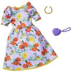 Barbie asu mekko kukka