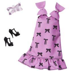 Barbie asu mekko rusetti