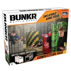 Bunkr Competition Pack