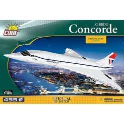 Cobi lentokone Concorde 1917