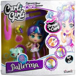 Curli Girls Rosli & Koda Ballerina