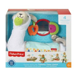Fisher-Price Laama Tummy Time