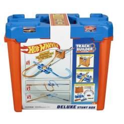 Hot Wheels Deluxe Stunt Box