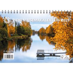 Kalenteri pieni maisemakalenteri 2021