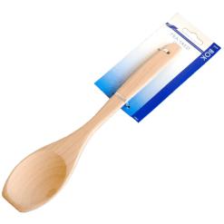 Kauha lusikka puinen 28 cm
