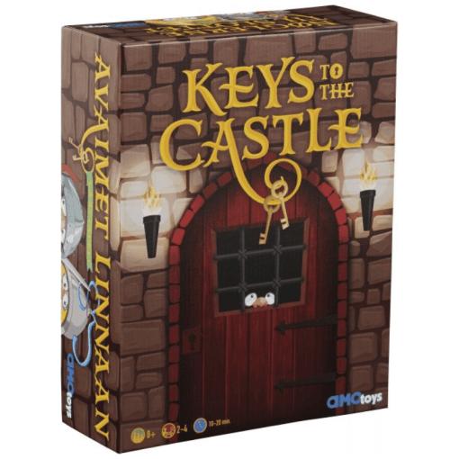 Keys to the Castle - Avaimet linnaan lautapeli