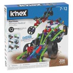 Knex 206 osaa ajoneuvot