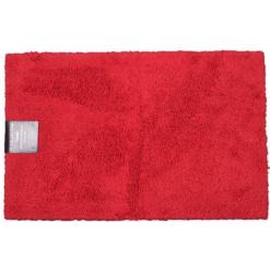 Kylpyhuonematto punainen