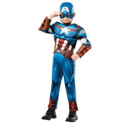 Lasten naamiaisasu Captain America