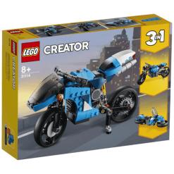 Lego Creator 31114 Supermoottoripyörä