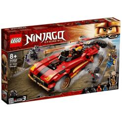 Lego Ninjago 71737 Ninja-auto X-1