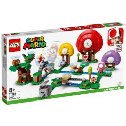 Lego Super Mario 71368 Toadin aarrejahti