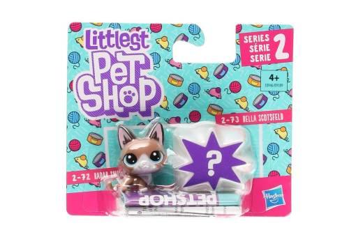 Littlest Petshop Mini 2 kpl kissa