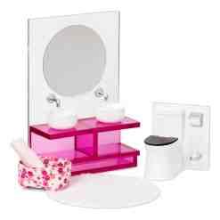 Lundby kylpyhuone wc & lavuaari