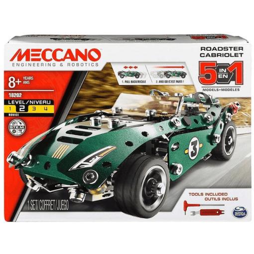 Meccano Roadster Cabriolet 18202