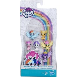 My Little Pony baby mini poni 6 kpl