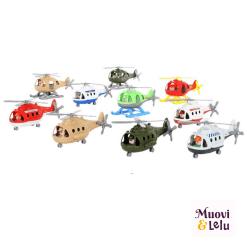 Helikopteri 28 cm erilaisia