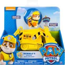 Paw Patrol ajoneuvo & Rolle