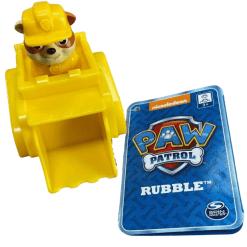 Paw Patrol hahmo + ajoneuvo Rolle