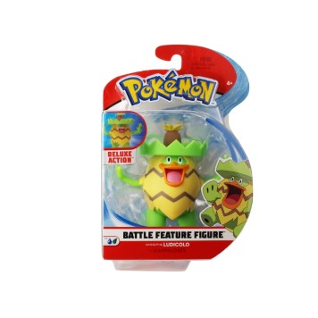 Pokemon Feature figuuri Ludicolo