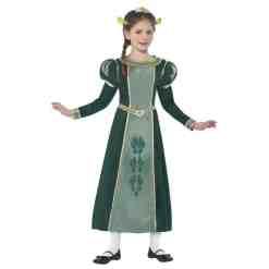 Lasten naamiaisasu Prinsessa Fiona
