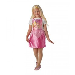 Prinsessa Ruusunen asu 3-6-vuotiaille