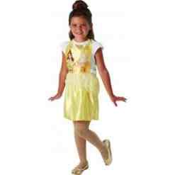 Prinsessa asu Kaunotar 3-6-vuotiaille