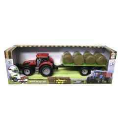 Traktori ja peräkärry 42 cm erilaisia