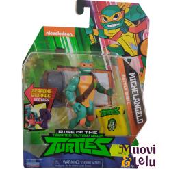 Turtles Michaelangelo Battle Shell