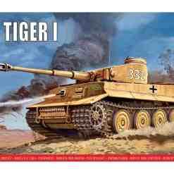 Airfix tankki Tiger I 1:76