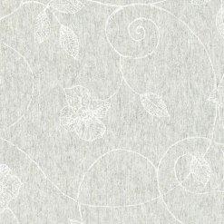 Kernipöytäliina Kukat Harmaassa 140 cm