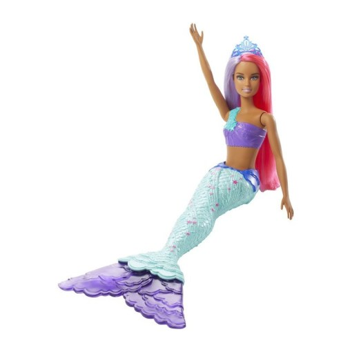 Barbie merenneito turkoosi Dreamtopia