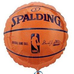 Folioilmapallo koripallo Spalding Nba