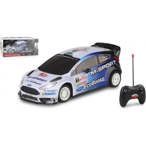 Ford Fiesta R/C 1:20 ralliauto