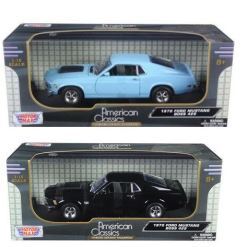 Ford Mustang Boss 429 1970 1:18 +14