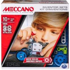 Meccano Quick Builds, 79 osaa