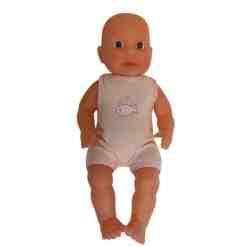 Vauvanukke 41 cm tyttö