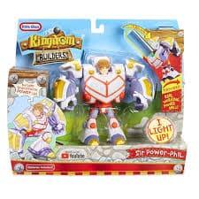 Kingdom Builders Sir Power-Phil