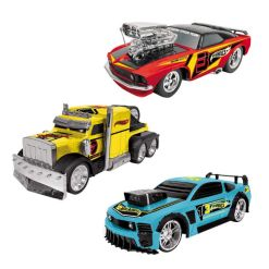 Hot Wheels Friction Turbo Tuning auto erilaisia