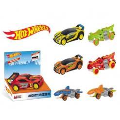 Hot Wheels Mighty Speeders auto 13 cm erilaisia