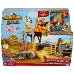 Kingdom Builders Wreckin' Roller
