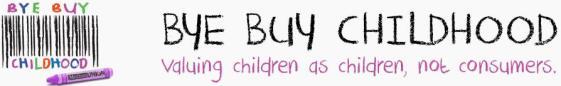 bye buy childhood logo