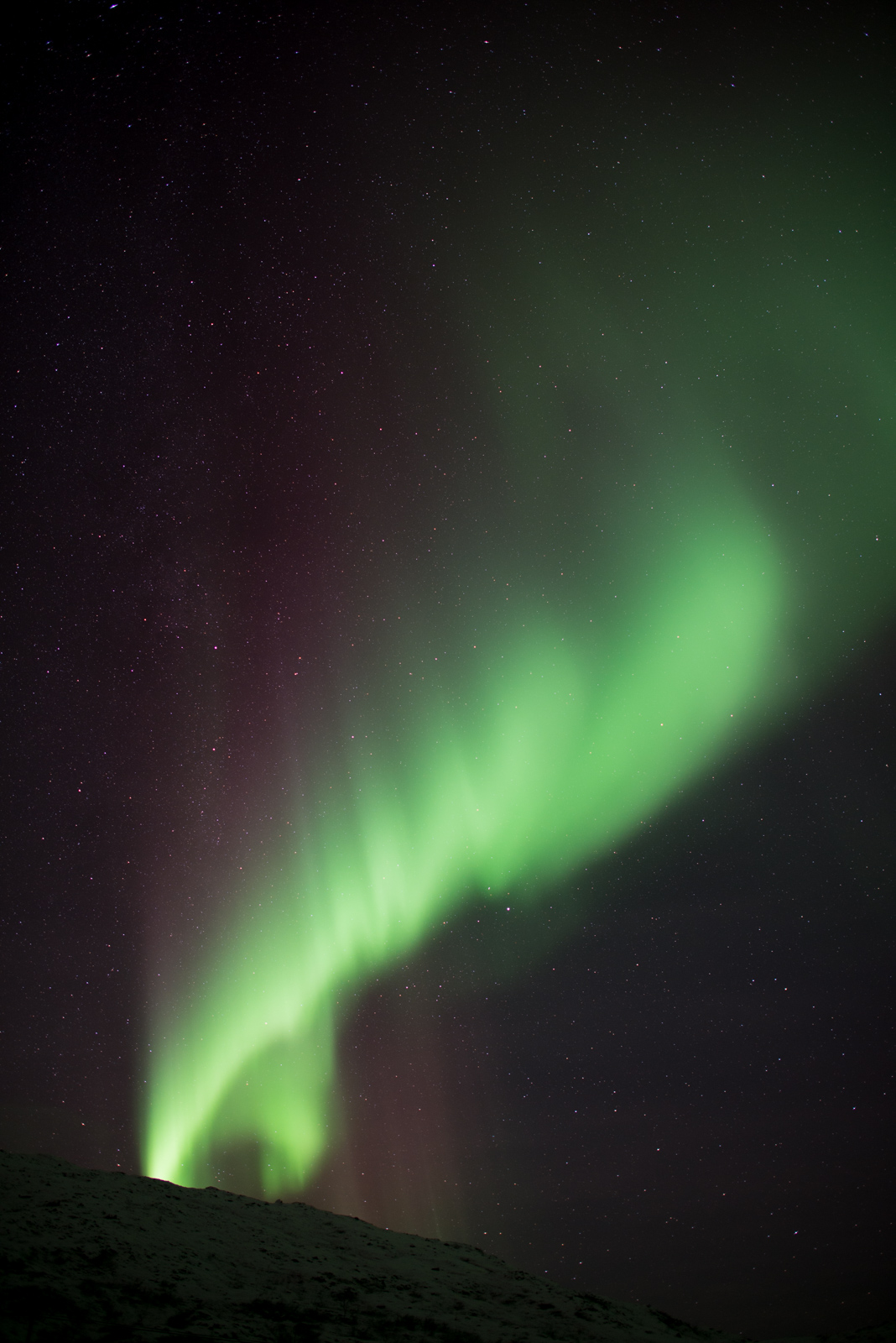 Aurora Borealis / The Northern Lights