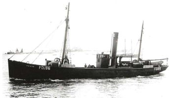 Black and white archive image of S.T. Cevic