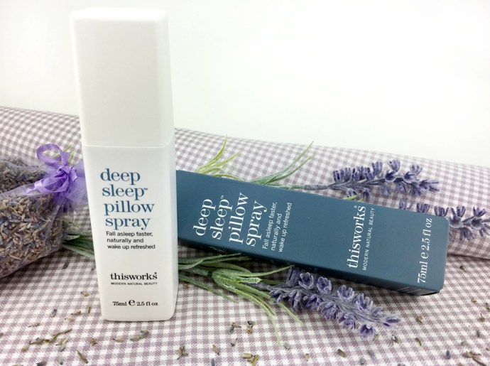 Deep Sleep Pillow Spray thisworks